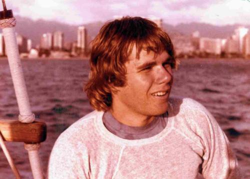 David Parrish Boat