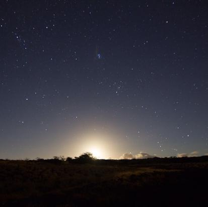 Kahoolawe Sky