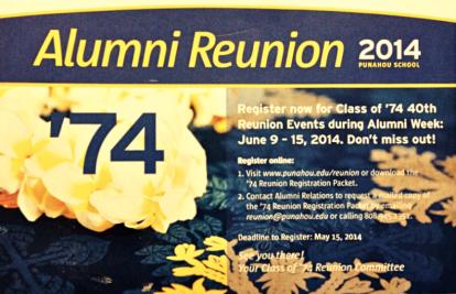 Reunion Postcard
