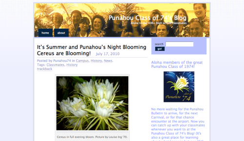 35th Blog Look