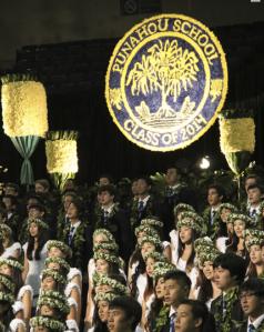 Punahou School Class of 2014