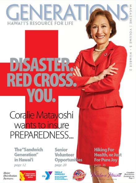 Coralie Chun Generations Magazine