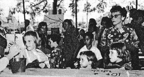 Splat Midway Scene 1962