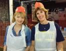 Carolyn Bennett '70 and Nancy Dew Metcalf