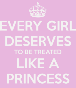 Princess girl