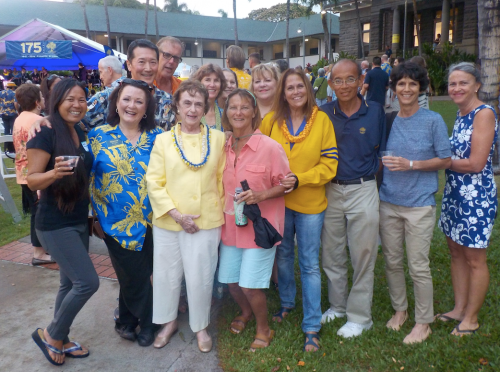 Punahou 175th Party