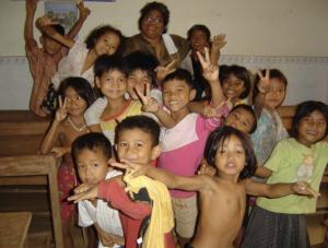 Yuri 2008 Kindergarten class